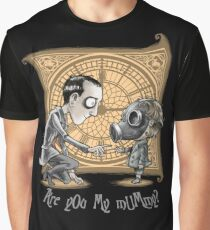 I Am Not Your Mummy Graphic T-Shirt