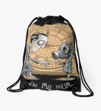 I Am Not Your Mummy Drawstring Bag