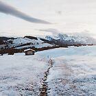 Alpine morning by ewkaphoto
