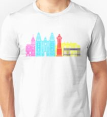 Huelva skyline pop Unisex T-Shirt