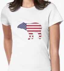 American Flag – Tapir T-Shirt