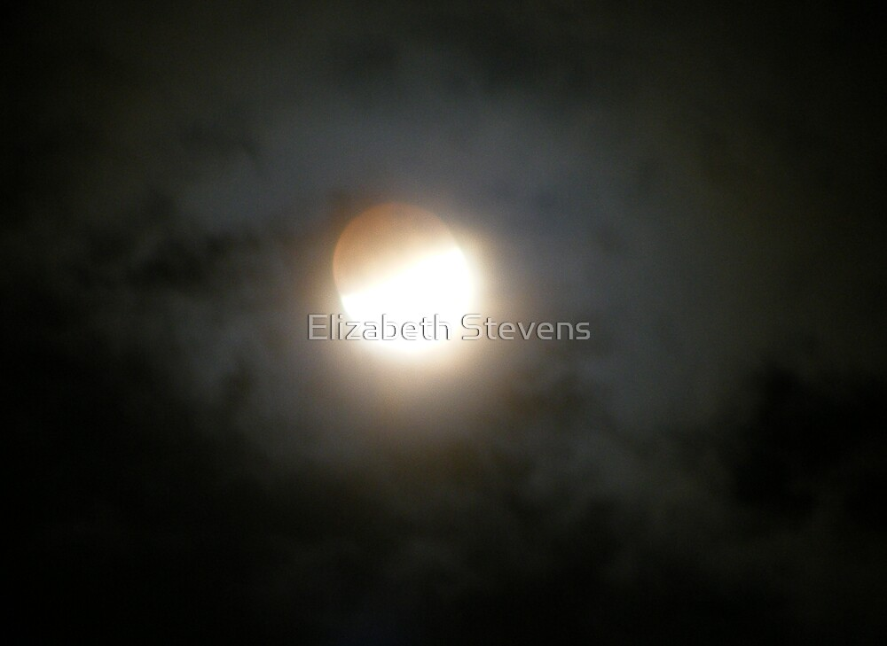 Eclipse Clouds by Elizabeth Stevens