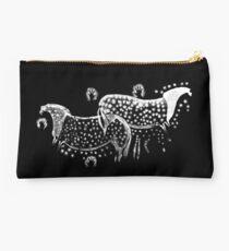 Dappled Horses of Pech Merle Studio Pouch