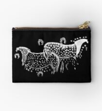 Dappled Horses of Pech Merle Studio Pouch