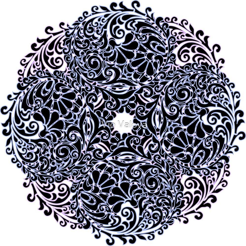 round pattern by VioDeSign