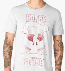 Honor the fallen! Patriotic! USA! Men's Premium T-Shirt
