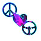 Peace Love Drive by tanyarose