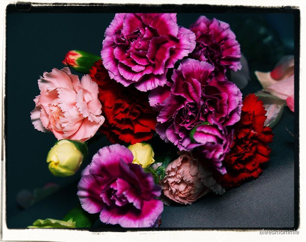 Flowers by aleesmommie