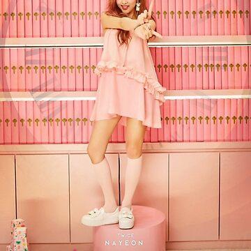 nayeon -twice by SNSDseohyun