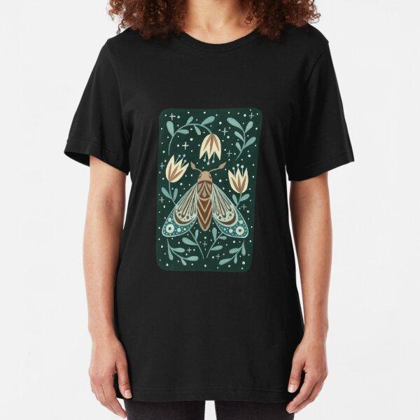 Midnight creature no. 4 Slim Fit T-Shirt