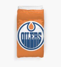 Edmonton Oilers Duvet Cover