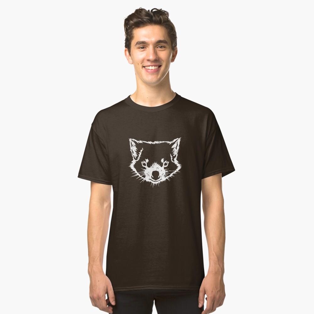 Tassie Devil Classic T-Shirt Front