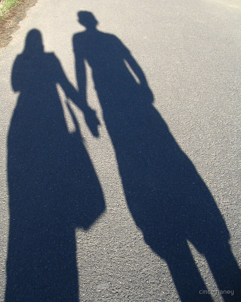 Love by shadow light by cmcelhaney