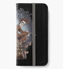 Making The Universe A Better Place iPhone Wallet/Case/Skin