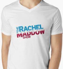 The Rachel Maddow Show Men's V-Neck T-Shirt