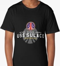 USS Sulaco : Inspired by Aliens Long T-Shirt