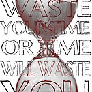 « Muse Knights of Cydonia hourglass v2 » par clad63