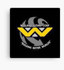 Weyland-Yutani : Inspired by Alien Canvas Print