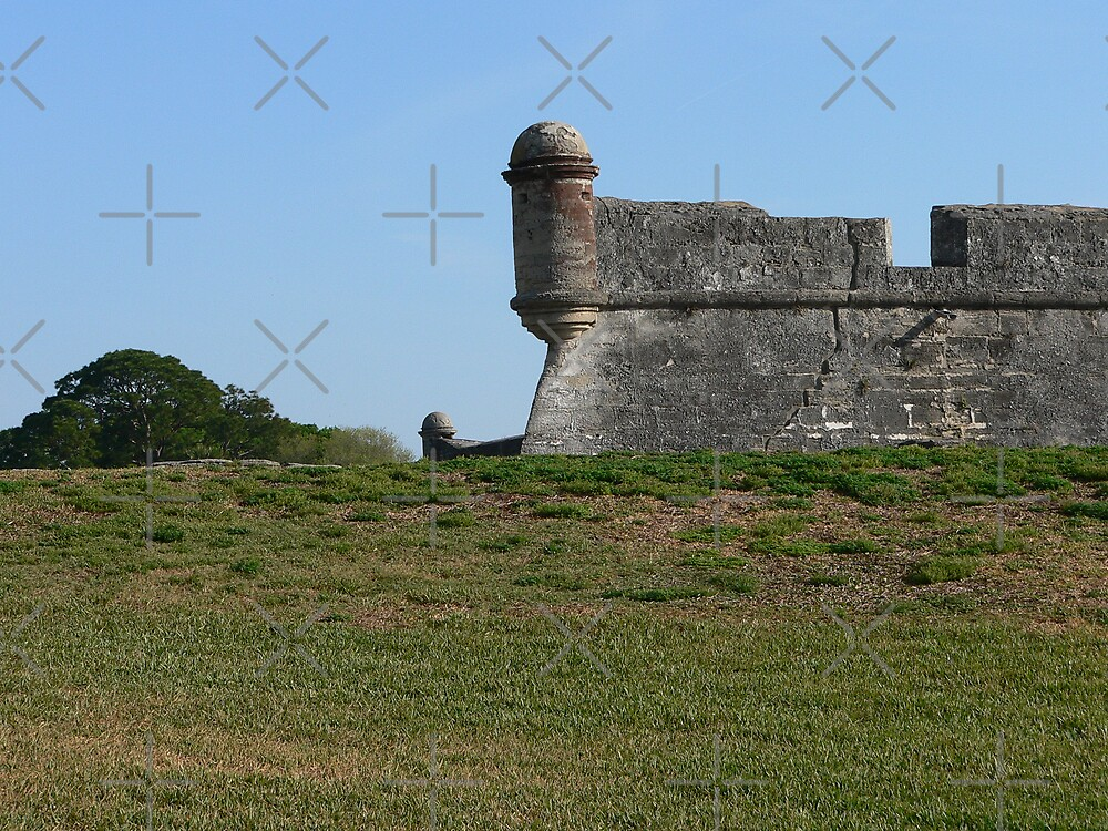 Fort St. Augustine by kevint