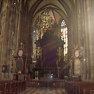 Stephansdom by AngelaClaire