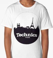 Technics Paris Long T-Shirt