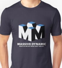 Massive Dynamic : Inspired by Fringe T-Shirt