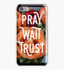 Christian Quote iPhone Case/Skin