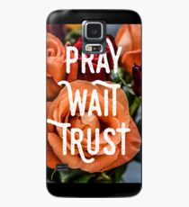 Christian Quote Case/Skin for Samsung Galaxy