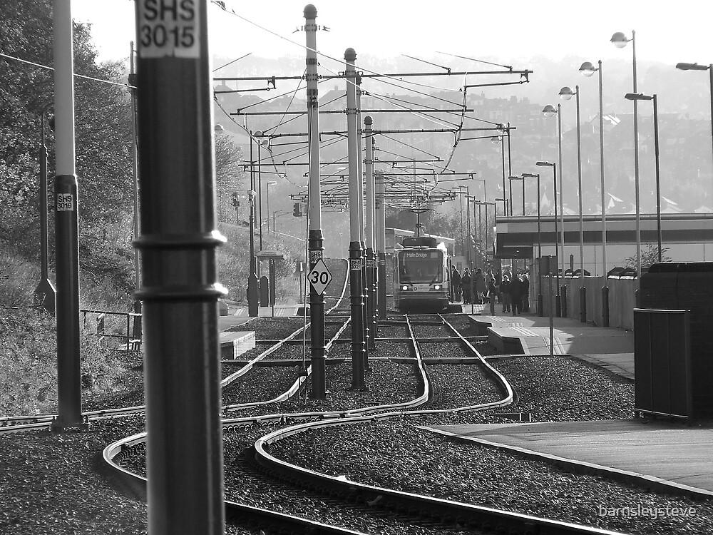 Sheffield Supertram by barnsleysteve