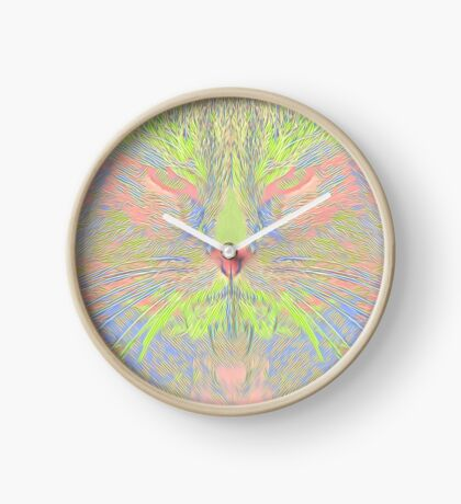 Catishhhhh Clock
