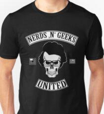 Nerds 'n' Geeks United Unisex T-Shirt