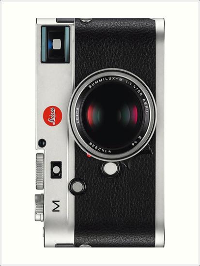 Leica Vintage Style Handyhülle von Alberto Cogo