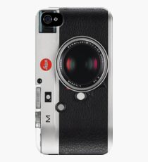 Leica Vintage Style Phone Cover iPhone 4s/4 Case