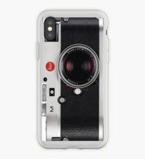 Vinilo o funda para iPhone Cubierta del teléfono Leica Vintage Style