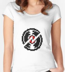 Dave Strider Logo Shirt Women's Fitted Scoop T-Shirt