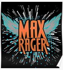 Max Rager : Inspired by iZombie Poster