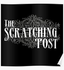 The Scratching Post : Inspired by iZombie Poster