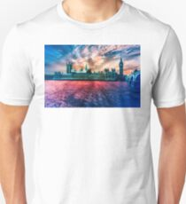 Colourful London  Unisex T-Shirt