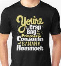 Friends TV Series. Princess Consuela Banana. T-Shirt