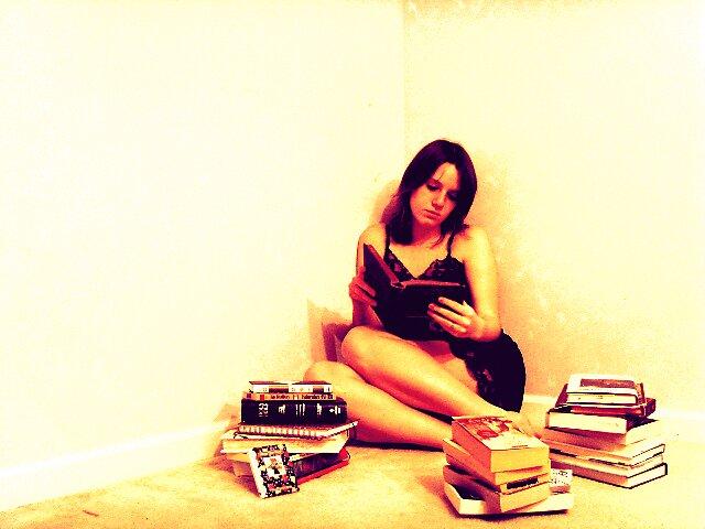 Loner's Library by RachelLea