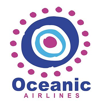 Oceanic Airlines : Inspired by Lost by WonkyRobot