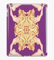Art noveau girl iPad Case/Skin