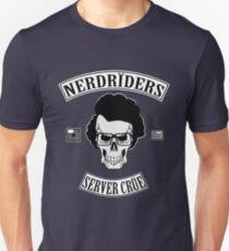 NERDRIDERS Color Parody Unisex T-Shirt