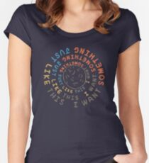 Something Just Like This 02 Women's Fitted Scoop T-Shirt
