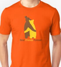 Bear Friends Forever Unisex T-Shirt