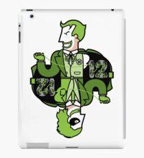 Joker No. 12 iPad Case/Skin