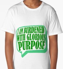 Burdened with Glorious Purpose Long T-Shirt