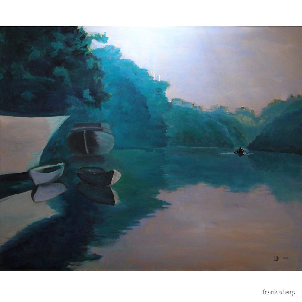 Rowboat by frank sharp