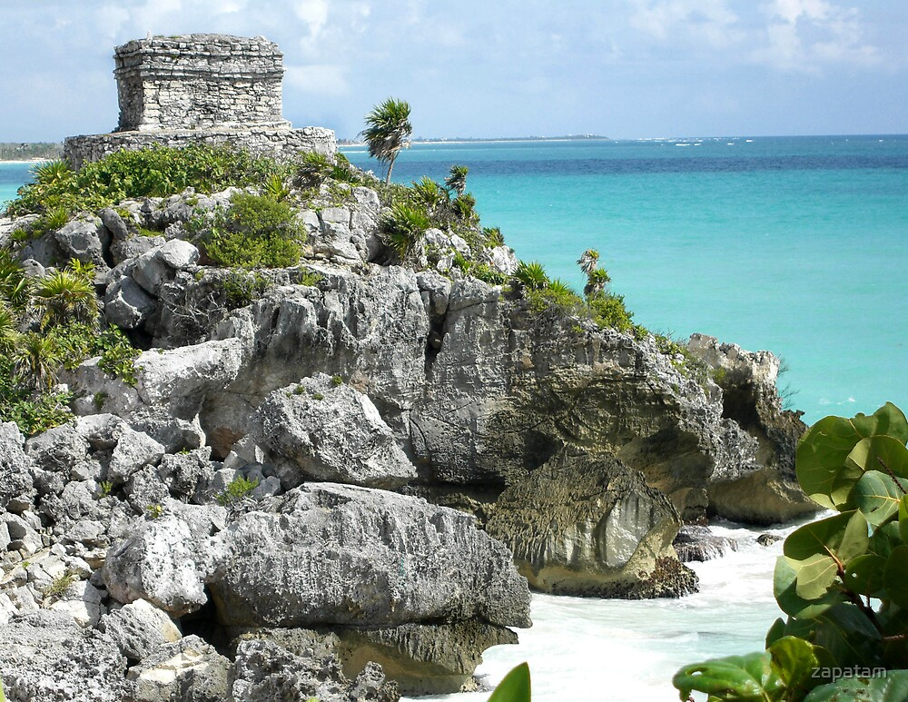 Tulum, Mexico by zapatam