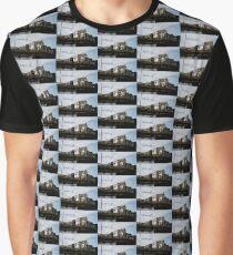 Roberto Clemente Bridge Graphic T-Shirt